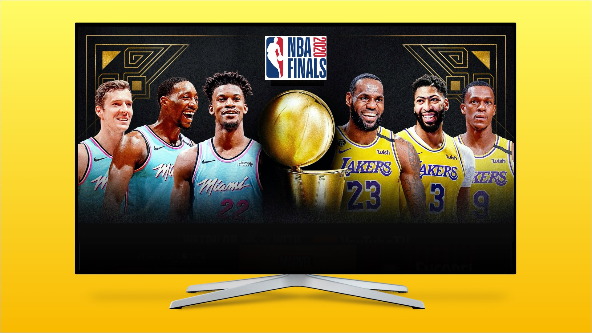How To Watch The 2020 Nba Finals Heat Vs Lakers Live Online Without Cable The Streamable