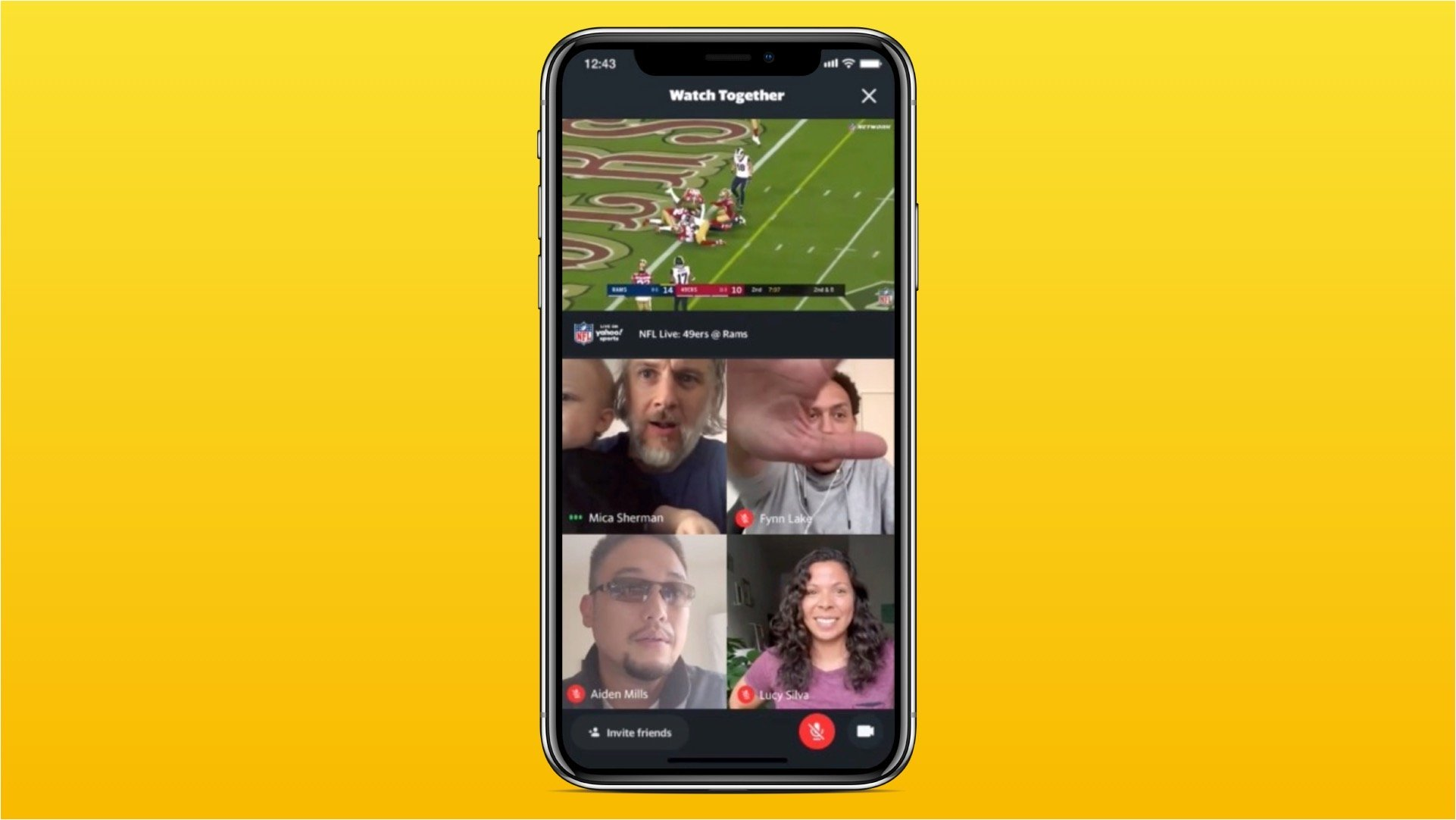 Fox to stream NFL games on Fox Sports Go