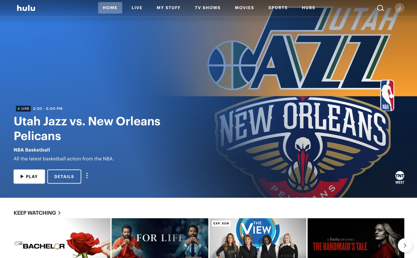 How to Stream NBA Games with Hulu Live TV
