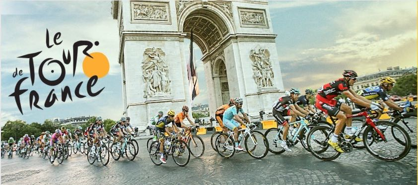 How to Stream the Tour de France Cycling Live Online without Cable or Satellite