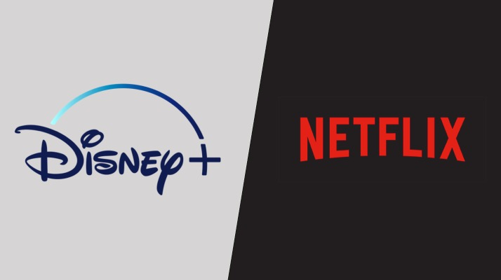 Disney+ vs. Netflix: Streaming Services Compared