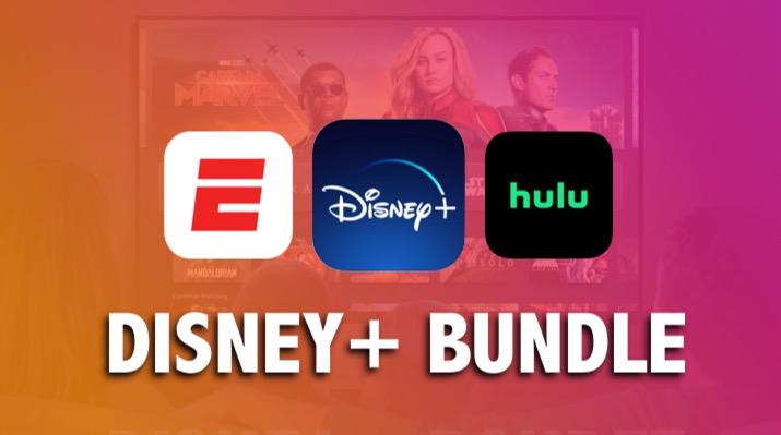How to Upgrade to Disney+ Bundle